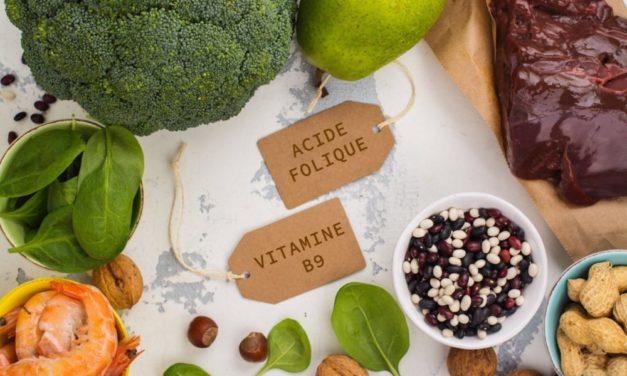 Acide folique et grossesse – la carence est particulièrement risquée