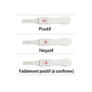 test de grossesse urinaire